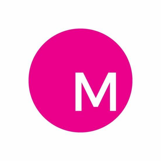 Pigmenttinte P60i Magenta M – 1 Liter