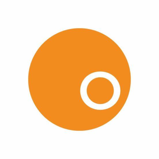 Pigmenttinte P60i Orange O – 1 Liter