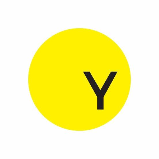 UV-Tinte Yellow Y – LDP S6 flexibel