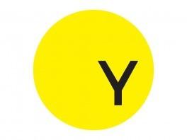 Pigmenttinte P60i Yellow Y – 1 Liter